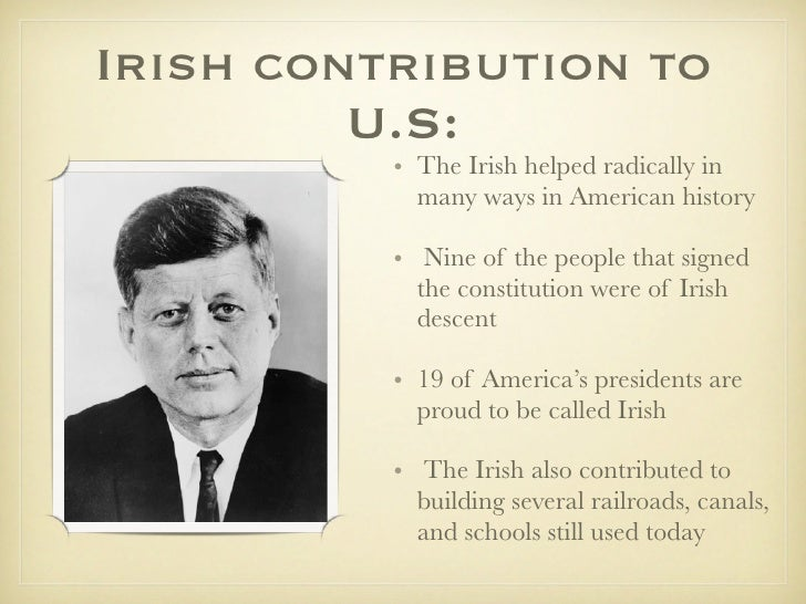 immigration to ireland The us immigration policy that allows us citizens and green card holders to  sponsor  mcevers: all right, so this story starts in 1965  well represented in  the us in the 1960s, how did this approach end up bringing in.