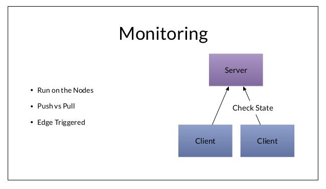 Consul service oriented at scale for Consul monitoring