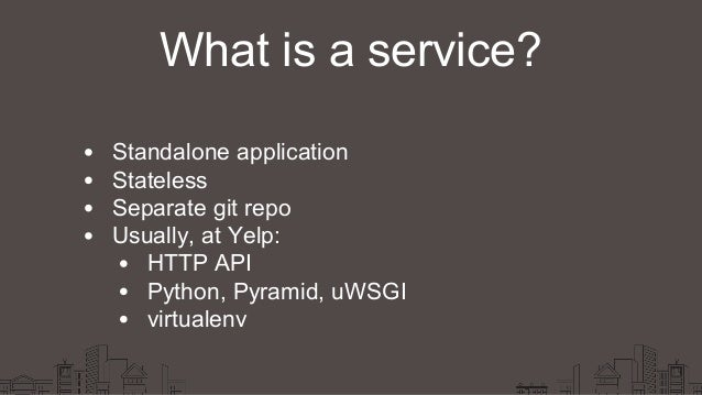 Paasta: Application Delivery at Yelp
