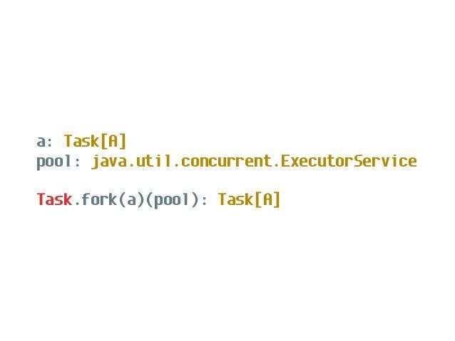 Combining Tasks