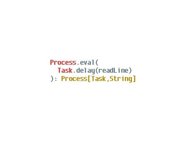 def IO[A](a: => A): Process[Task,A] = Process.eval(Task.delay(a))