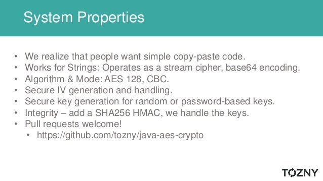 Abstractions to Help Developers Write Good Crypto