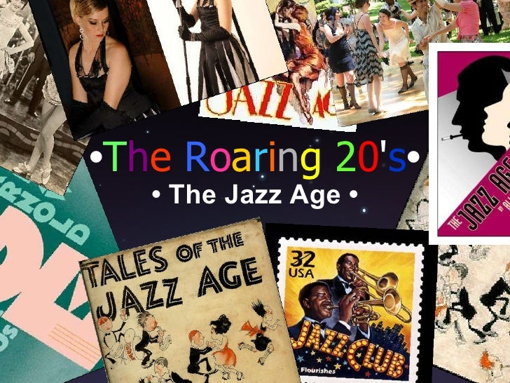the jazz age The jazz age what was the impact of the war upon the goals of progressivism did the nation advance in a new direction explain the roaring twenties the 1920 election.