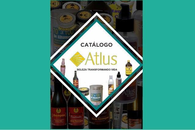 CATÁLOGO DE PRODUTOS ATLUS