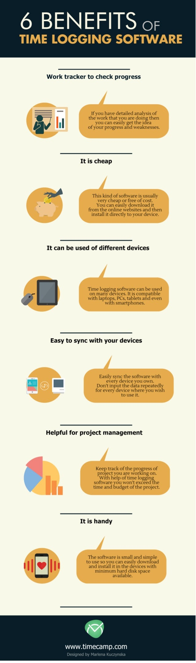 6 Benefits of Time Logging Software