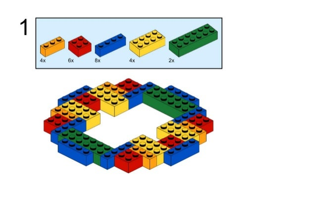 LEGO Sphere Build Guide