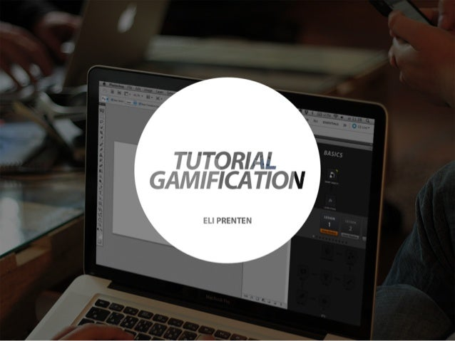 Finale Presentatie: Gamifcation van tutorials - Eli Prenten