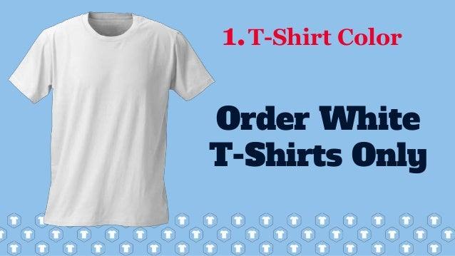Where To Buy Custom Shirts