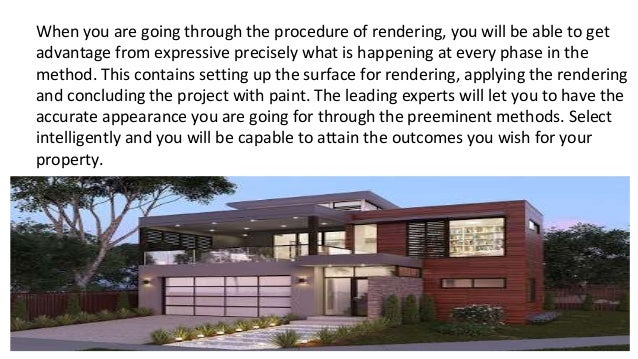 When you are going through the procedure of rendering, you will be able to get advantage from expressive precisely what is...