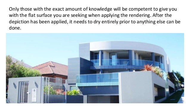 Only those with the exact amount of knowledge will be competent to give you with the flat surface you are seeking when app...