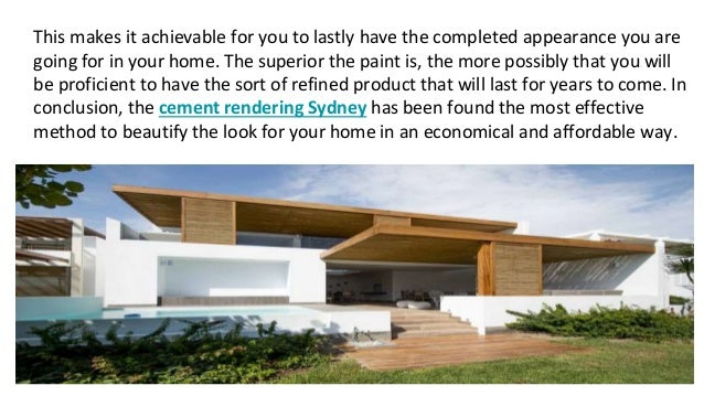This makes it achievable for you to lastly have the completed appearance you are going for in your home. The superior the ...