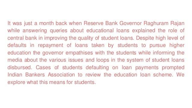 Education loan Slide 2