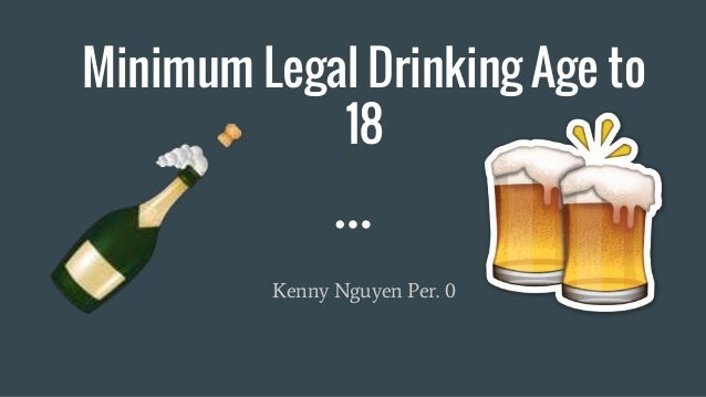 the legal drinking age 18 or 21 Many countries with a drinking age of 18 have fewer drunk driving accidents and fatalities than the us, and during the 1980s, as 21 was becoming the law of the land across america, the rate of.