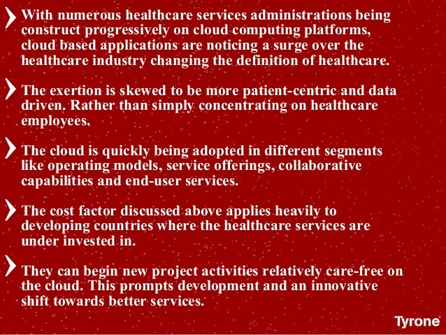 With numerous healthcare services administrations being construct progressively on cloud computing platforms, cloud based ...