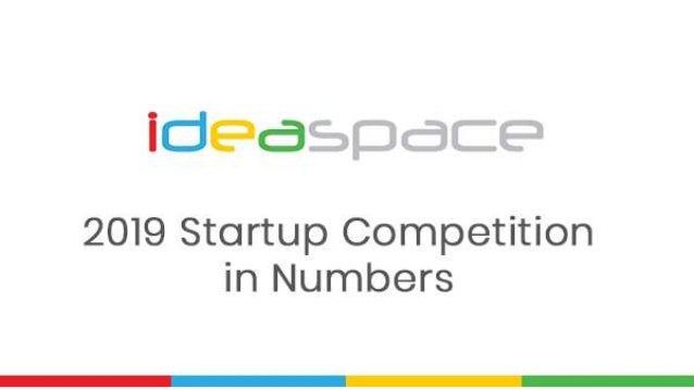 IdeaSpace 2019 Competition Stats
