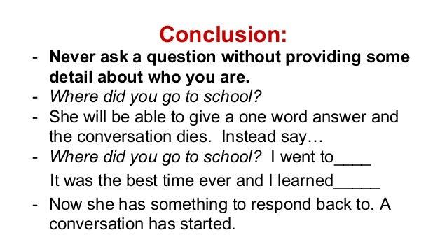 Pua conversation