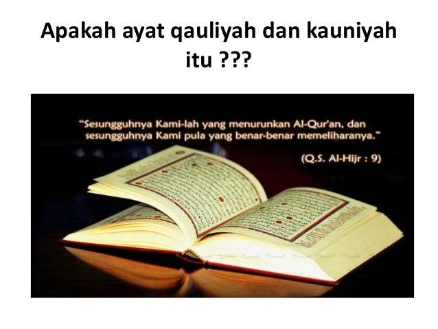 pembelajaran al Qur'an Hadist