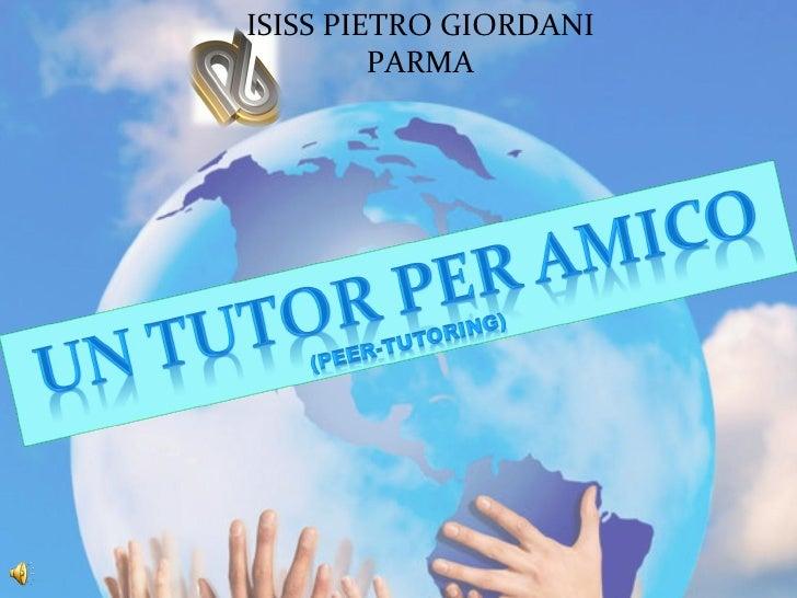 ISISS PIETRO GIORDANI         PARMA
