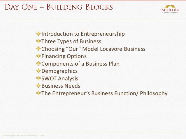 entrepreneurship business plan ppt