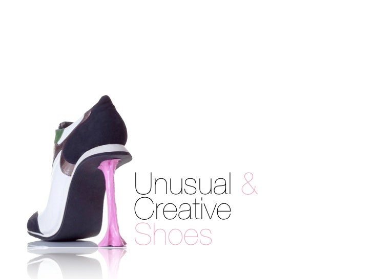 Unusual &CreativeShoes