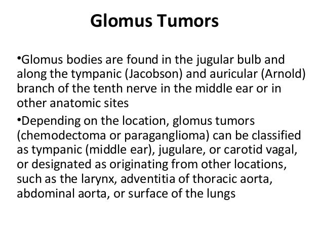 Unusual nonepithelial tumors of the head and neck Slide 3