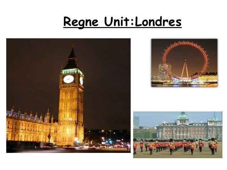 Regne Unit:Londres