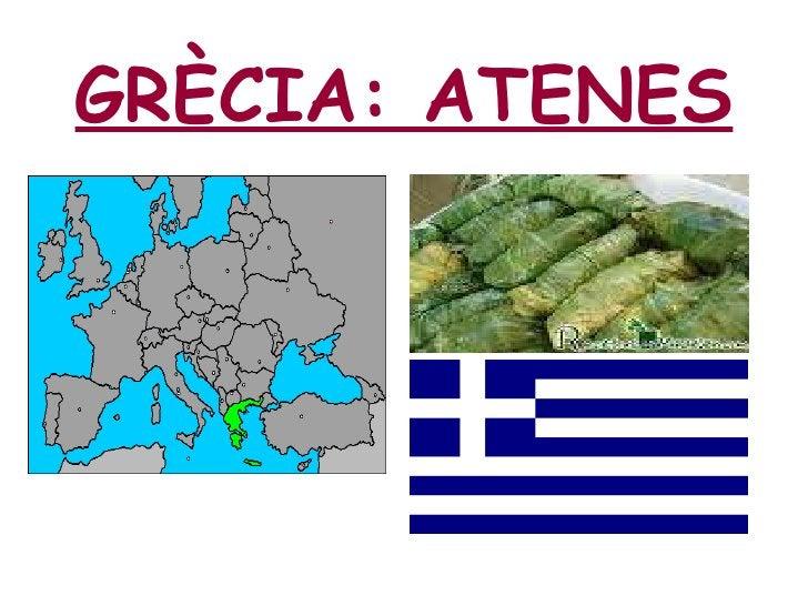GRÈCIA: ATENES