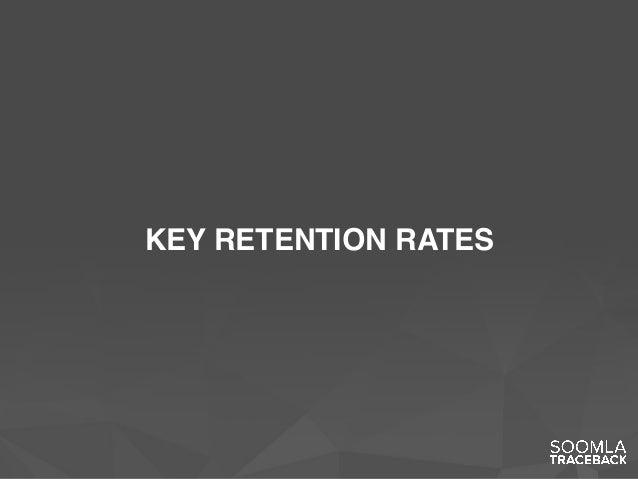 KEY RETENTION RATES