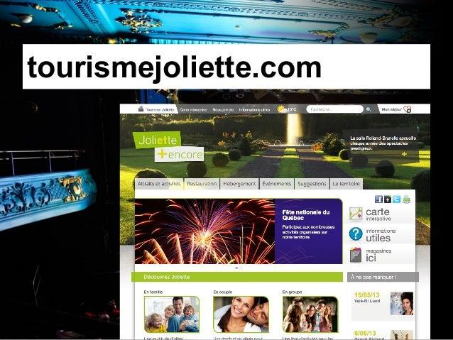 tourismejoliette.com