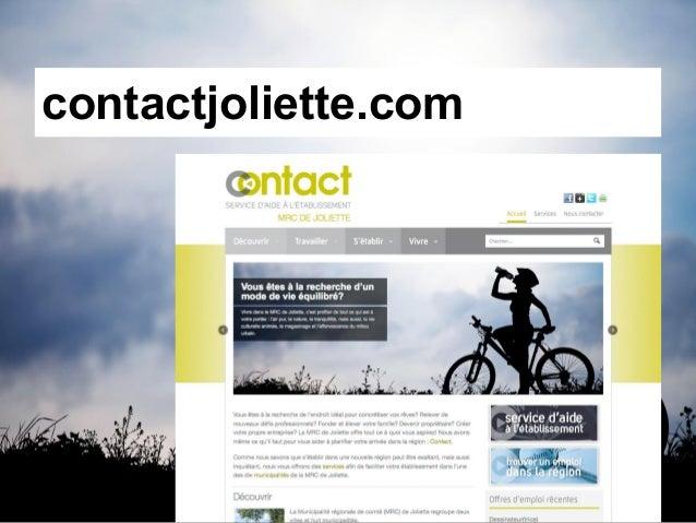 contactjoliette.com
