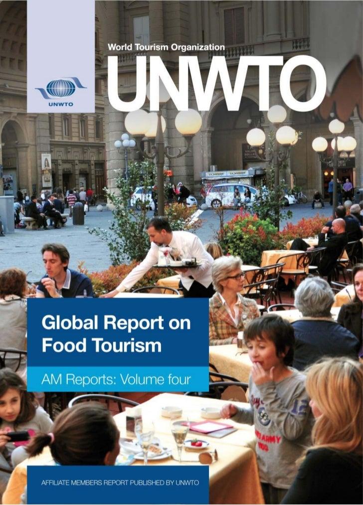 World Tourism Organization, 2012Secretary General: Taleb RifaiExecutive Director for Competitiveness, External Relations a...