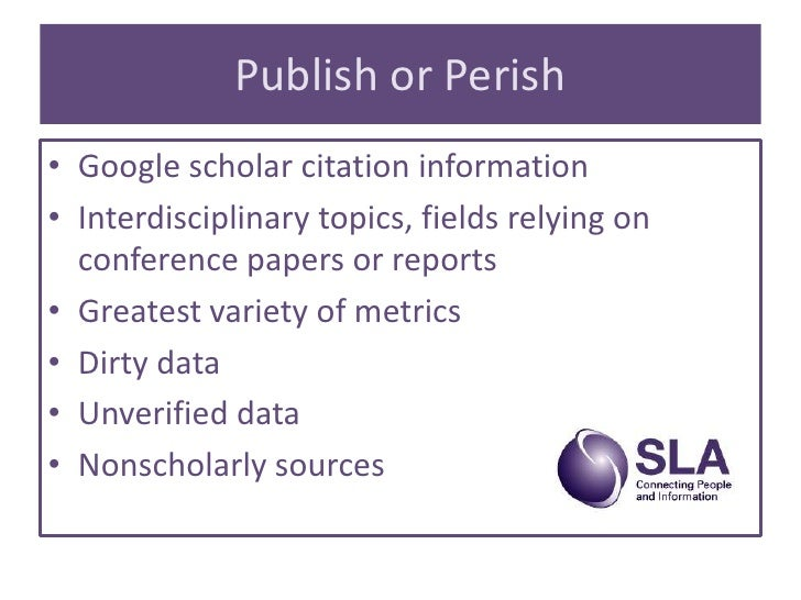 Bibliometrics | Publications & Proceedings | NCER ...