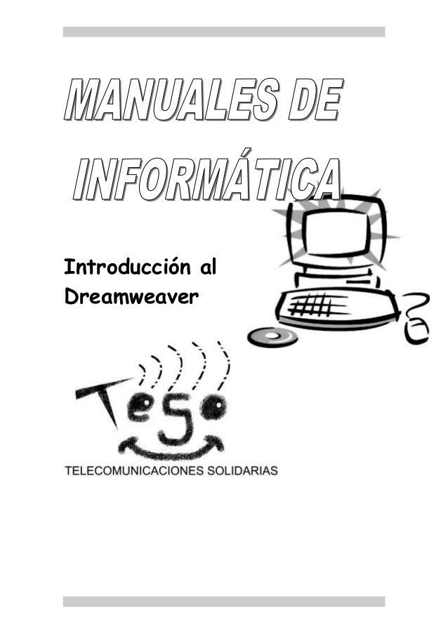 Dreamweaver básico