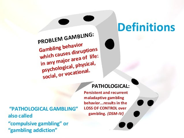 Psychology addictive behaviors gambling las vegas best gambling