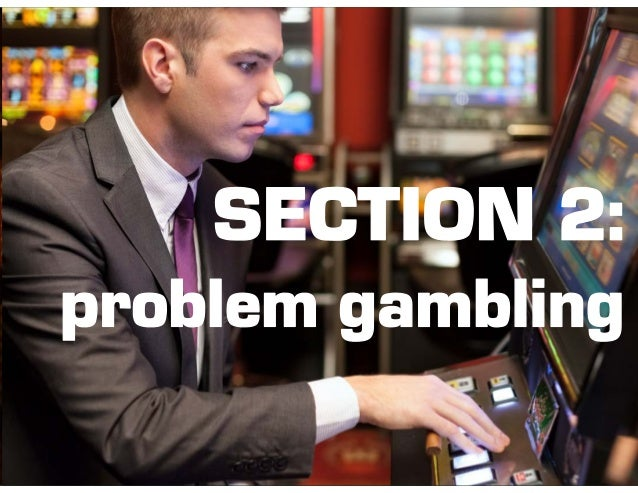 The Definition of Gambling Disorder