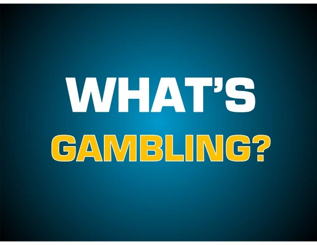 a definition of gambling and an overview of addictive gambling behavior 2018-6-9  upon completion of this module, learners will be able to: define drug abuse, addiction, and dependence describe what the behavior of addiction looks like review some of the history of drug use, compare the statistics of addiction, recognize the ten classes of addicting drugs and explore other types of addictions including gambling.