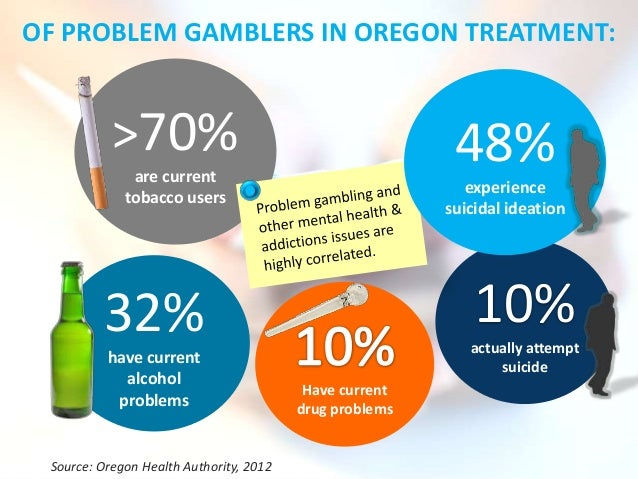 Gambling treatment eugene oregon card casino credit deposit