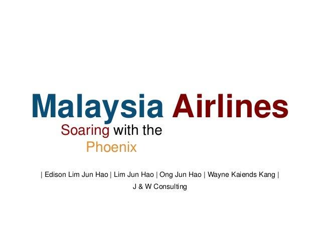| Edison Lim Jun Hao | Lim Jun Hao | Ong Jun Hao | Wayne Kaiends Kang | Malaysia Airlines Soaring with the Phoenix J & W C...