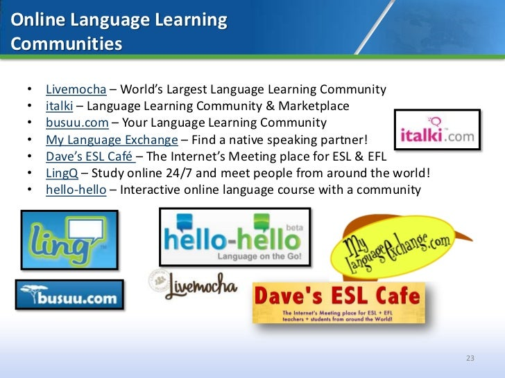 Emerging Trends in Foreign Language Teaching with ICT  Emerging Trends...