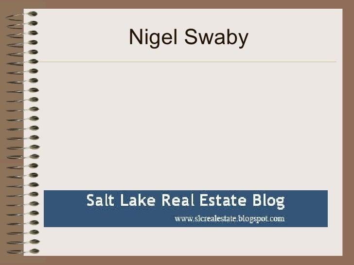 Nigel Swaby