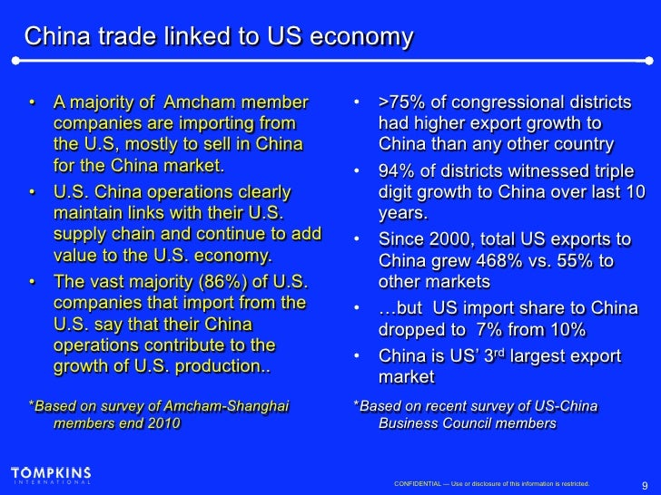 market strategy for u s and china In 1998, ikea started its retail operations in china to meet local  ikea had to  make a number of changes to its marketing strategy in the us.