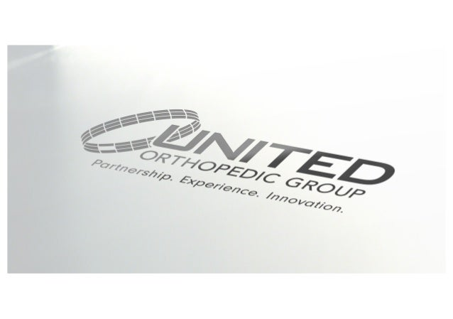My Work: United Orthopedic Group Logo