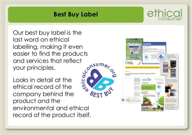ethics of best buy Ethics   fair trade certified collections fair trade winds carries some of the best fair trade fashion brands committed to creating clothing in an ethical manner.