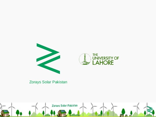 Zorays Solar Pakistan