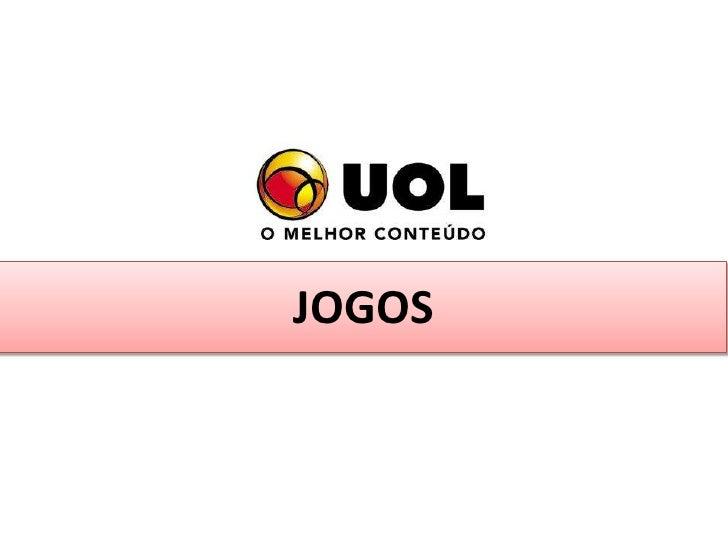 JOGOS<br />