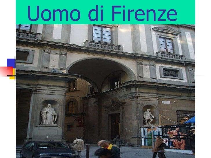 Uomo di Firenze