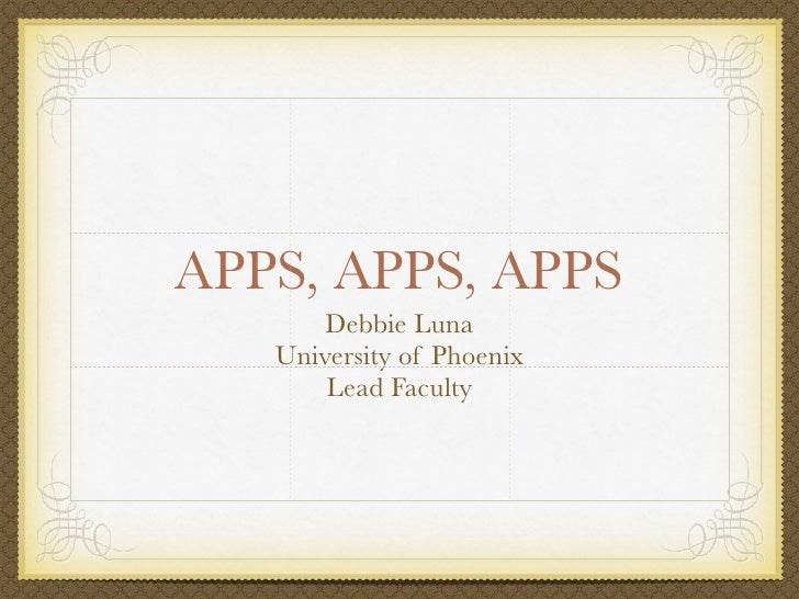Uop apps,apps,apps