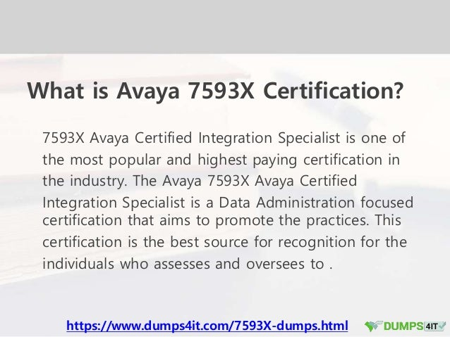 Up-to-Date 7593X Avaya Data Administration Exam Questions For Guarant…