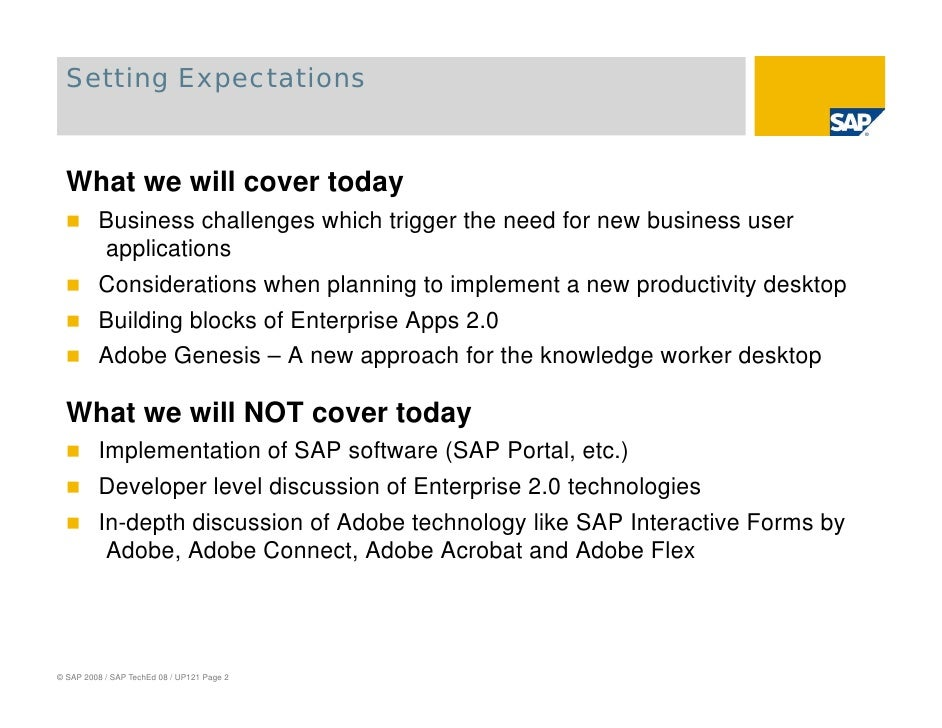 The Future of your Desktop - Trends in Enterprise Mash-Up, Collaboration and Social Networking Slide 2