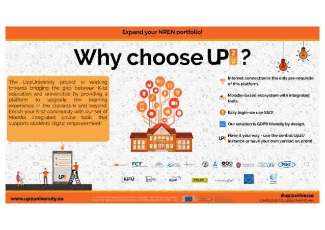 Why choose Up2U?